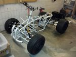E-Streetquad Quad bike on 4 wheels again